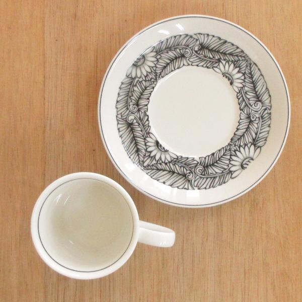 コーヒーカップソーサー バルモ  洋食器 業務用食器 商品番号:k302552-302555