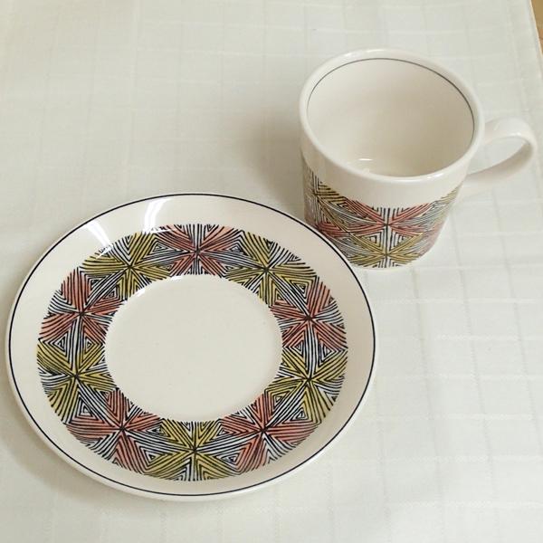 コーヒーカップソーサー レガロ 洋食器 業務用食器 商品番号:k302852-302855