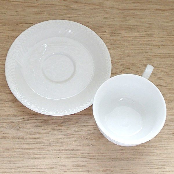 ティーカップソーサー リヴァージュ 洋食器 業務用食器 商品番号:k530053-530055