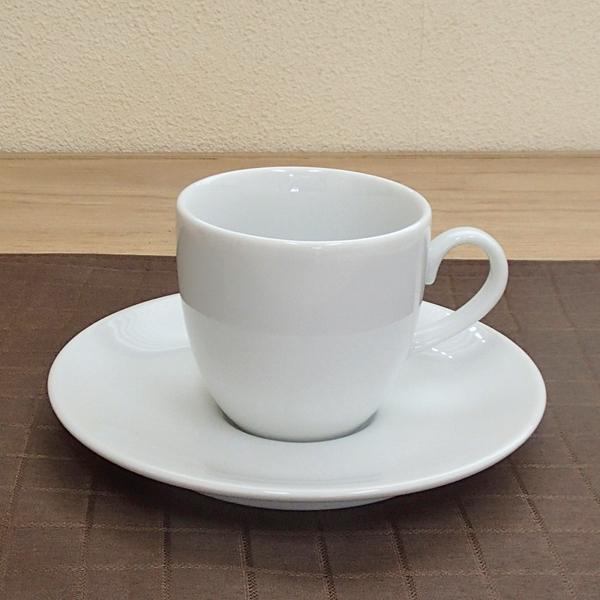コーヒーカップソーサー 白 ホテ...